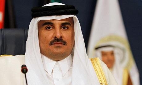 Qatar Emir Tamim Bin Hamad Al Thani