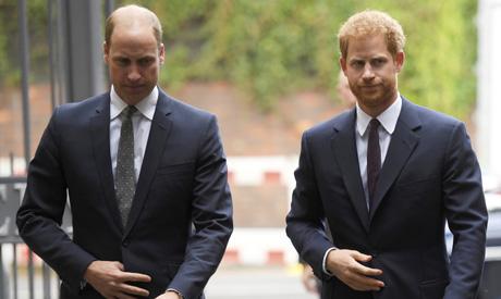 William, Harry