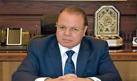 Egypt Public Prosecutor Hamada el-Sawy. Al-Ahram