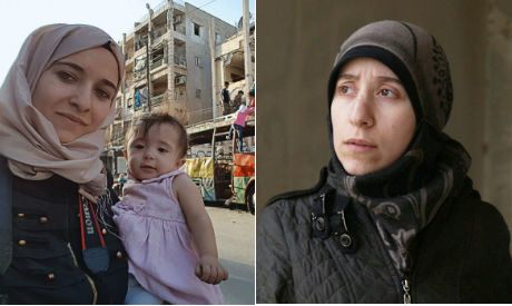 Two films from Syria are nominated to the Academy Awards