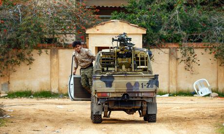 Libya ceasefire talks stall