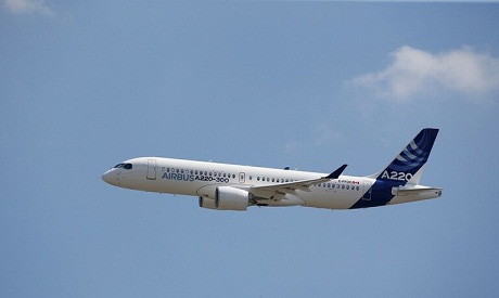 Airbus A220-300 (Photo: Reuters)