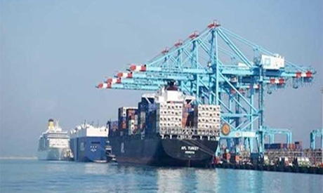 Alexandria ports