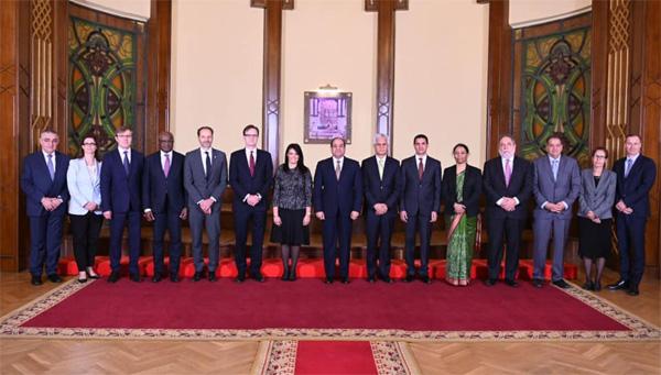 Sisi, World Bank