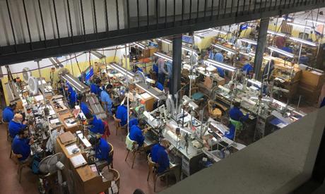 AF factory craftsmen at work