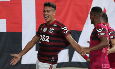 FILE PHOTO: Flamengo