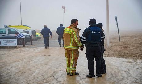Belgium, Britain Migrants Rescue
