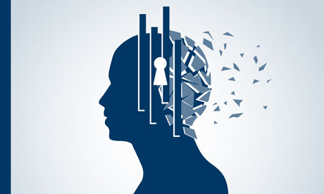 16 signs of mental ill-health