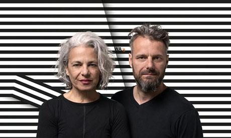 Kamilya Jubran and Werner Hasler