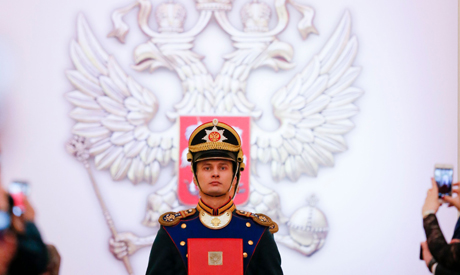 Russia's 'fundamental changes'
