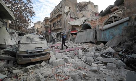 Settling scores in Idlib