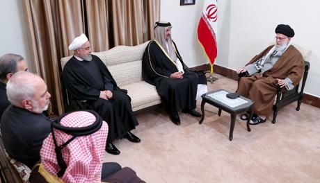 Cornering Iran