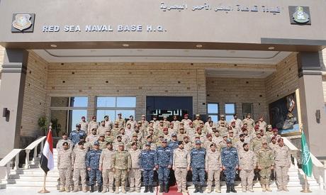 Egyptian-Saudi Navy