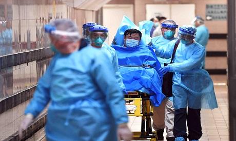 Patient transfer to Hong Kong