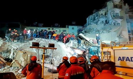 Earthquake Aftermath, Turkey