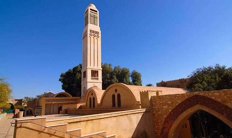Wadi Al-Natroun monasteries