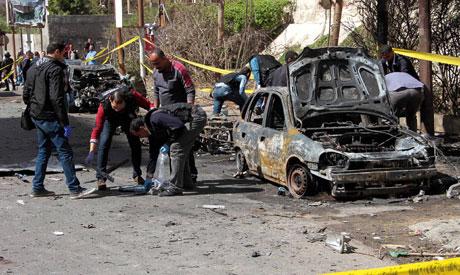 Failed assassination of Alexandria security chief