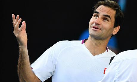 Roger Federer registers hard-fought victory against Tennys Sandgren in Australian Open