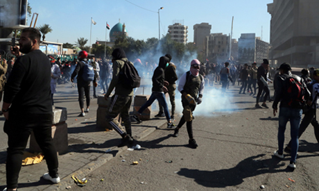 What's at stake in the Iraq protests?