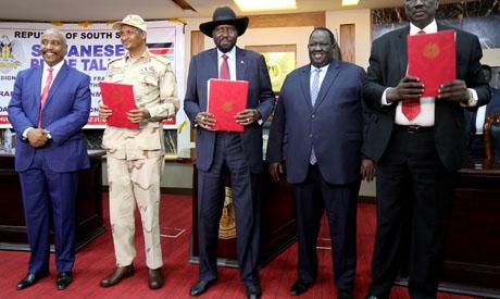 Towards a calmer Sudan