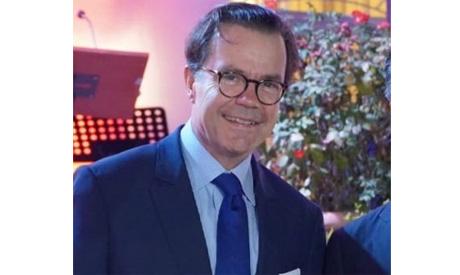 French Ambassador Stephane Romatet