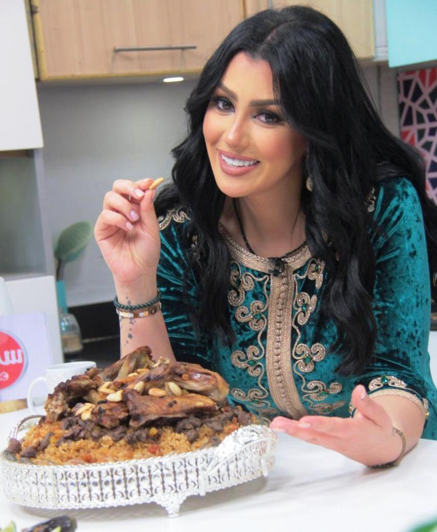 courtesy of chef Zeinab Mustafa