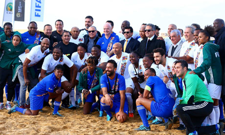 CAF and FIFA legends