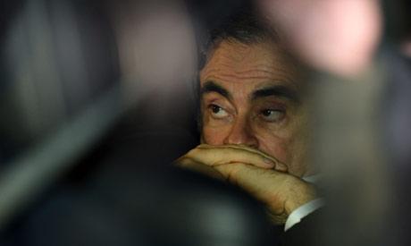 Former Nissan chairman Carlos Ghosn (AFP)