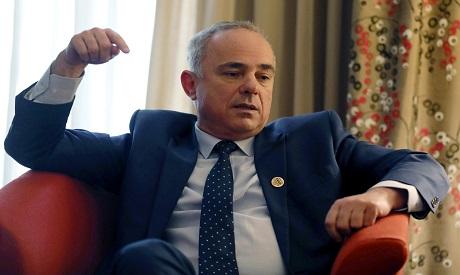 Israeli energy minister
