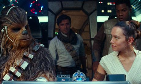 """Star Wars: The Rise of Skywalker."