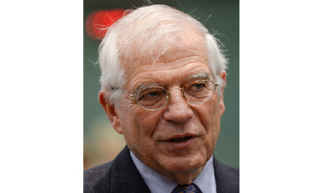 FILE PHOTO: European Union foreign policy chief Josep Borrell (Reuters)