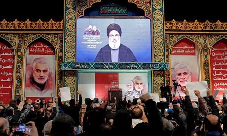 LEBANON-IRAQ-IRAN
