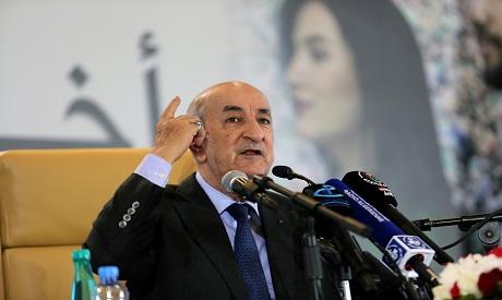 File Photo: Newly elected President Abdelmadjid Tebboune