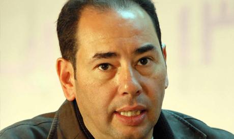 Novelist Khaled al-Khamisi