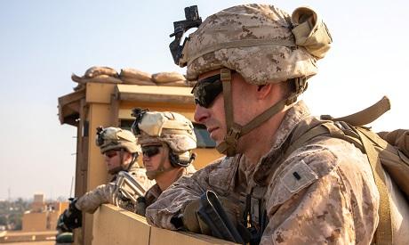 U.S. troops in Iraq