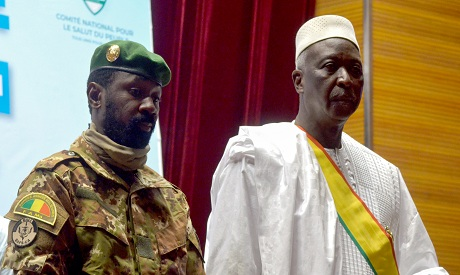 Mali reuters