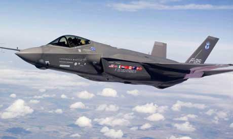 US F-35 AP Photo