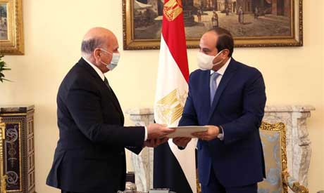 Sisi - Iraqi FM