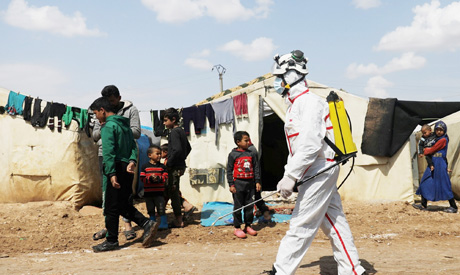 Refugees in the pandemic