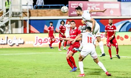 Zamalek vs Haras Al-Hodoud