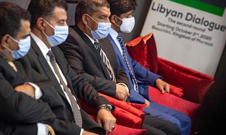 Libya talks get complex