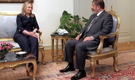 The Clinton-Brotherhood connection