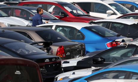 Rebound in auto market