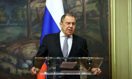 FM Sergei Lavrov
