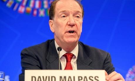 David Malpass,