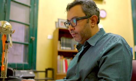 Publisher Sherif Bakr