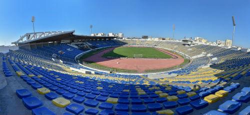 Mohamed V stadium