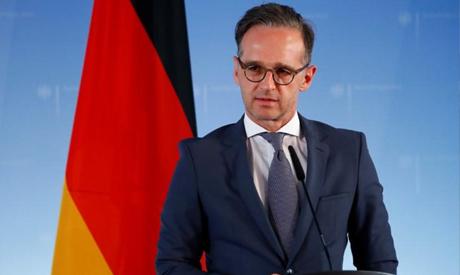 German  foreign  minister  Heiko Mass. Reuters