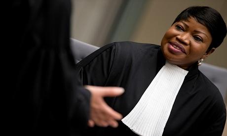 Fatou Bensouda Reuters