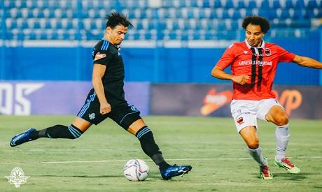 Pyramids v FC Masr